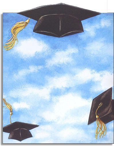 free graduation background