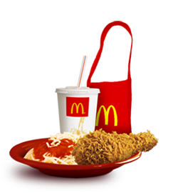 McCelebrations Party food package 2
