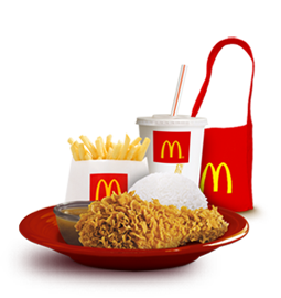 McCelebrations Party food package 3
