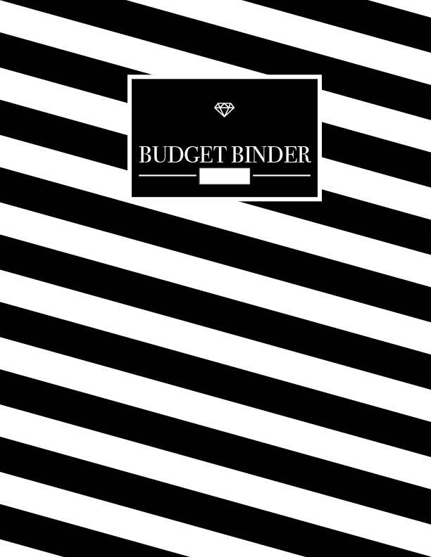 budget binder free