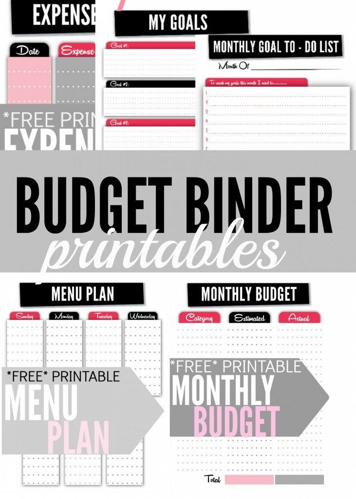 printable-budget-binder