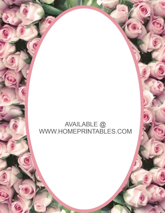 roses flower border