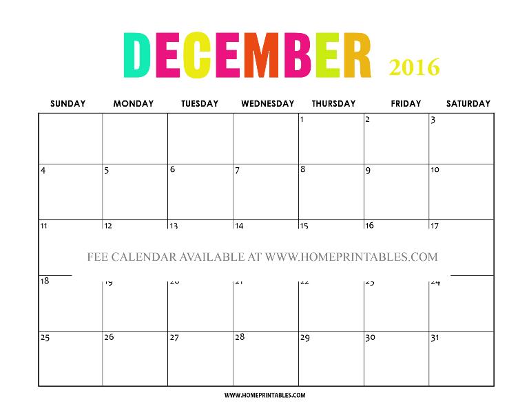 cute-december-2016-calendar