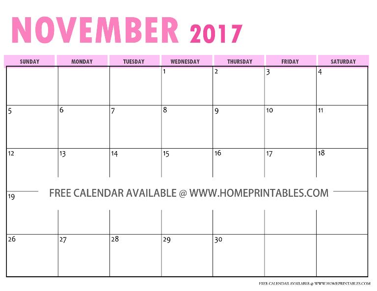 free-printable-novemver-2017-calendar