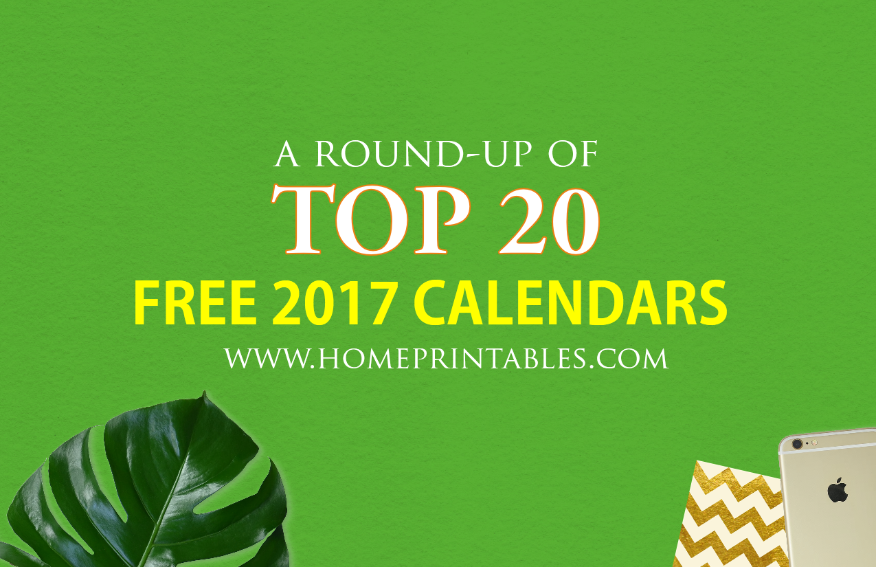 free-2017-calendars
