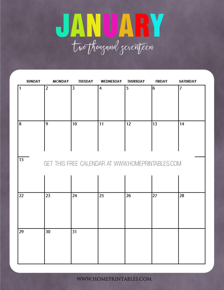 free-january-2017-calendar-printable