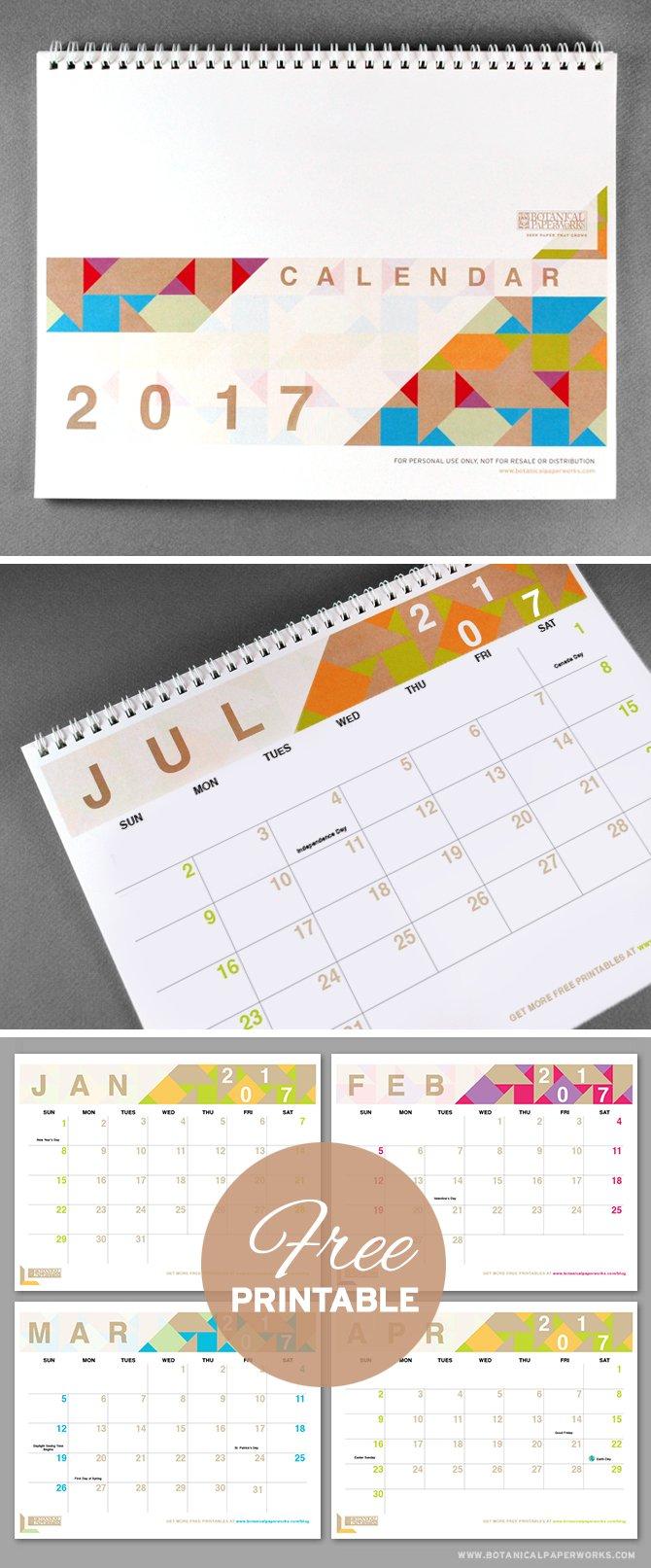 free-printable-calendar-2017-geometric-1