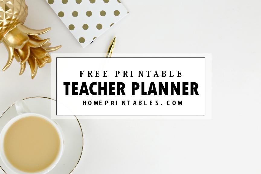 free teacher binder printables
