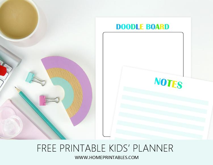 Kid Planner